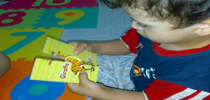 أنشطة تربوية لتنمية الجانب اللغوي لدى الطفل