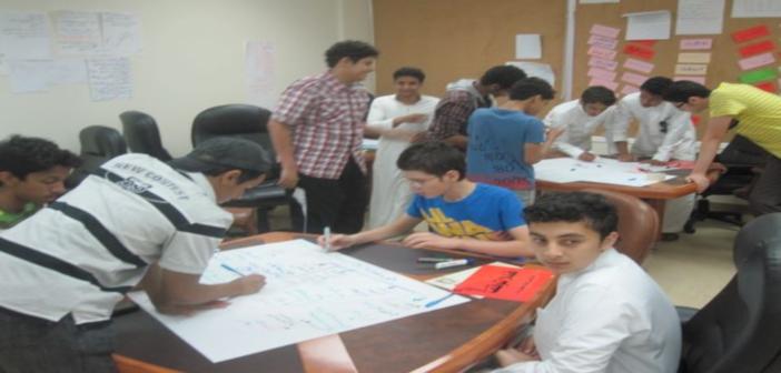 درس في الرياضيات بمنهجية التعليم النشط (فيديو)
